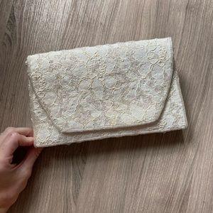 Bridal Clutch/ evening bag